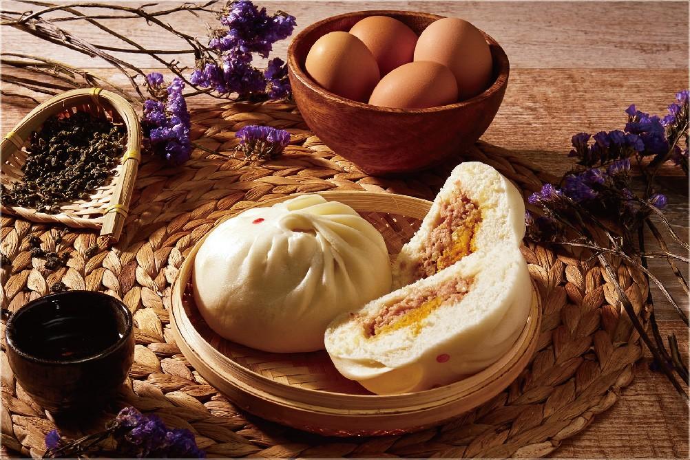 蛋黃肉包/鮮肉包(5入)